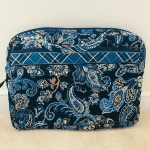 Vera Bradley Blue Laptop Soft Case